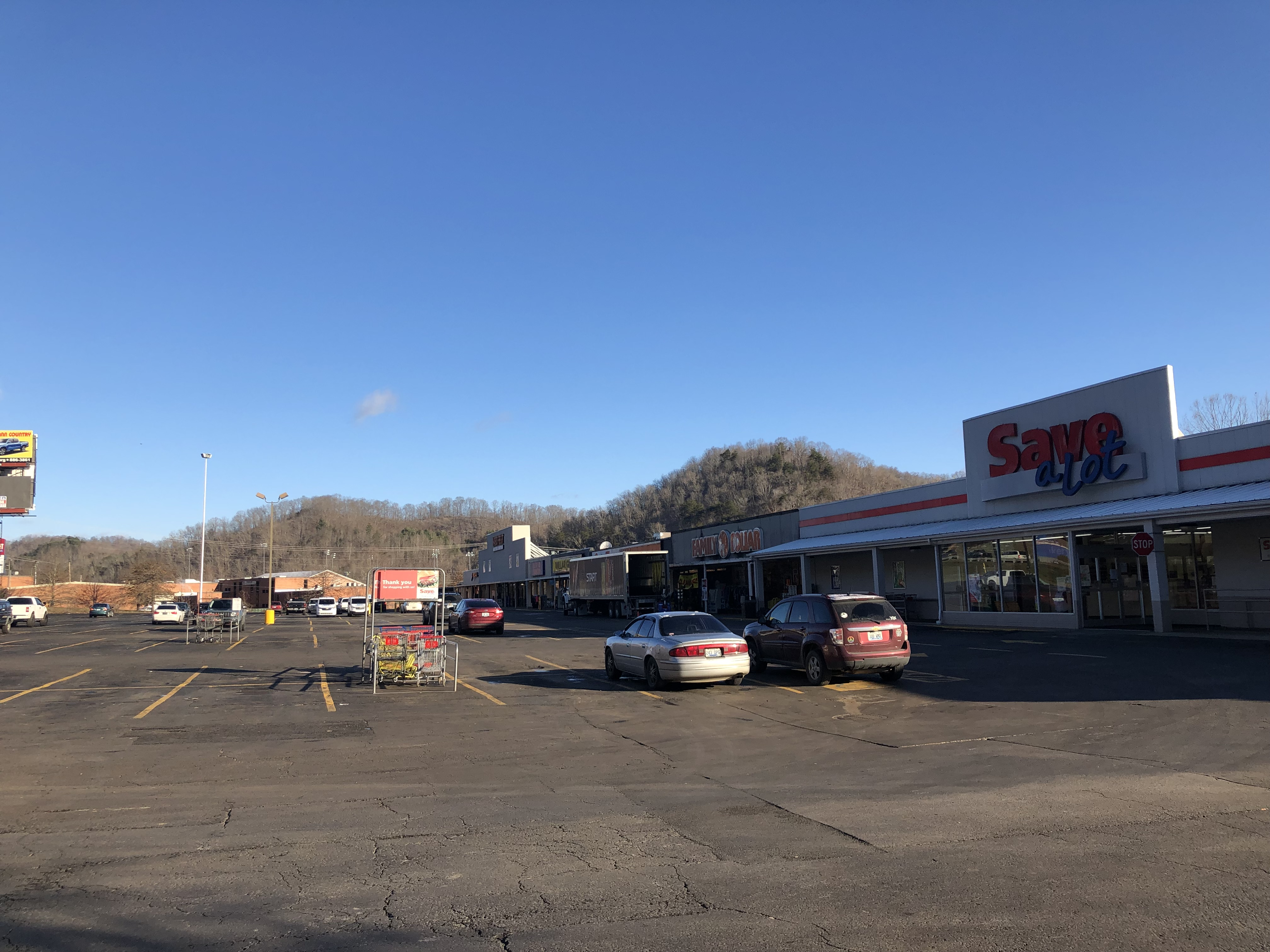 Paintsville Apple Tree Plaza